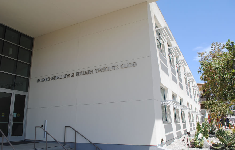 Gold Student Health & Wellness Center